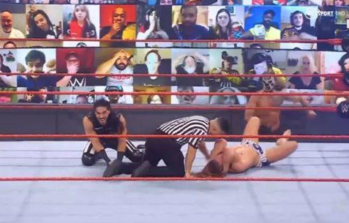 Matt Riddle 'Horrifying' Botch On Raw Revealed