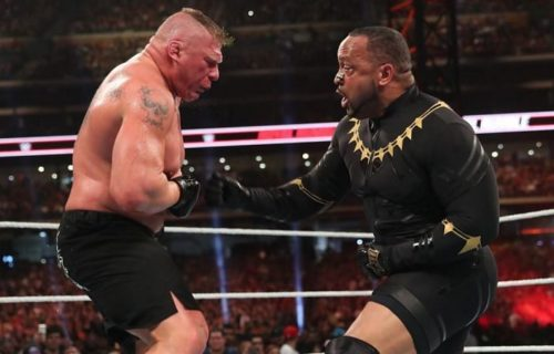 MVP Calls Out Brock Lesnar 'Insult' After Raw