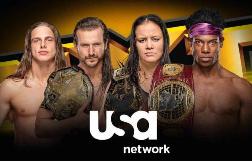 USA Network React To WWE NXT New Timeslot