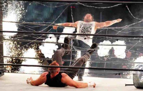Kenny Omega Reveals Who 'Ruined' AEW Revolution