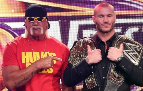 Randy Orton Makes Hulk Hogan 'Last Match' Claim
