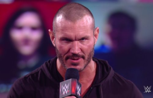 Randy Orton 'Furious' At WWE Hall of Famer Backstage