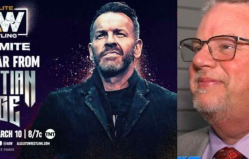 Bruce Prichard 'Furious' With Huge AEW Loss