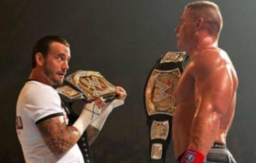 CM Punk Reacts To John Cena WrestleMania Rumor