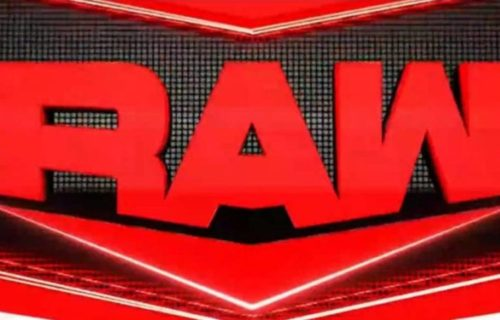WWE Raw 'Bringing Back' Former World Champion