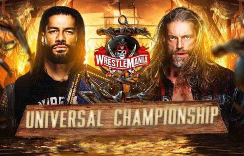 Edge 'Losing' WrestleMania Main Event For Sad Reason