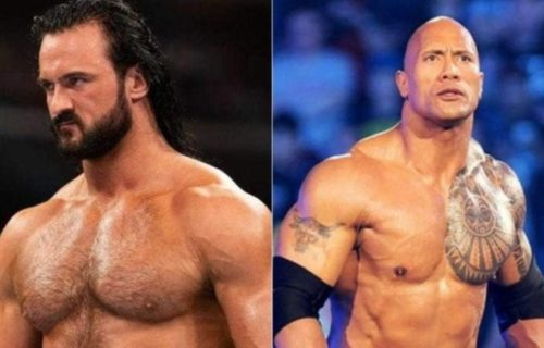 Drew McIntyre Reacts To The Rock 'Losing' WWE Fans