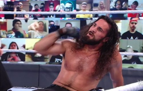 Seth Rollins 'Breaks Character' In Emotional Photo