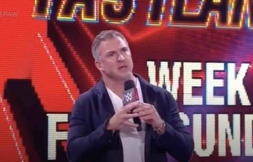 Shane McMahon 'Forced' To Bury Top Raw Star?