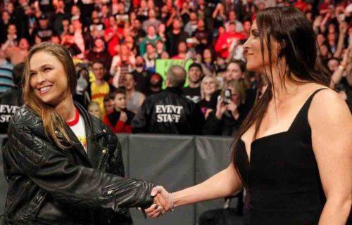 Stephanie McMahon Drops Ronda Rousey WrestleMania Bombshell