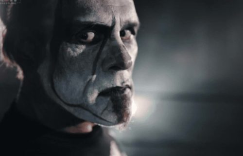 Sting 'Removed' From AEW Dynamite