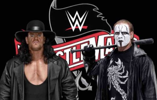 Sting Allegedly 'Ripped Off' Undertaker