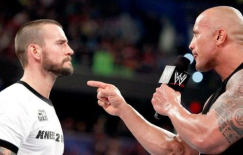 The Rock & CM Punk Want Stunning WWE Return