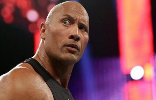 The Rock 'Turned Down' Huge WrestleMania Match