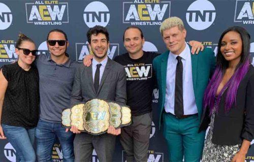 WWE Star 'Begging' Tony Khan For AEW Job