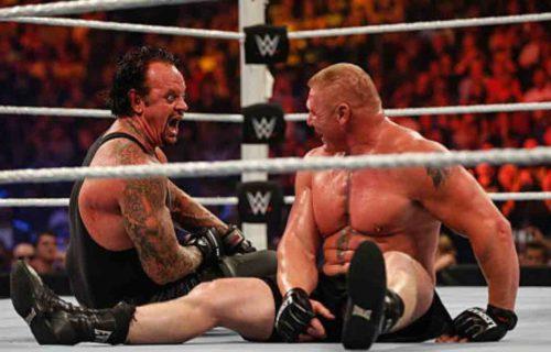 Undertaker Drops Brock Lesnar Return Bombshell