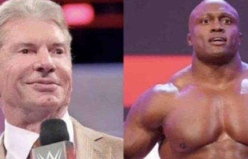 Bobby Lashley Leaks Vince McMahon 'Burying' Raw Stars