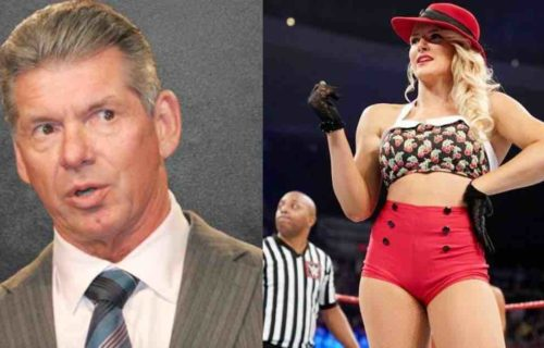 Vince McMahon Told Lacey Evans About WWE Affair