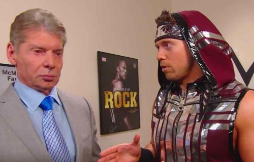 Vince McMahon Reason For 'Burying' The Miz Leaks