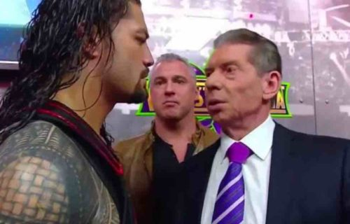 Vince McMahon 'Warning' To Roman Reigns Leaks