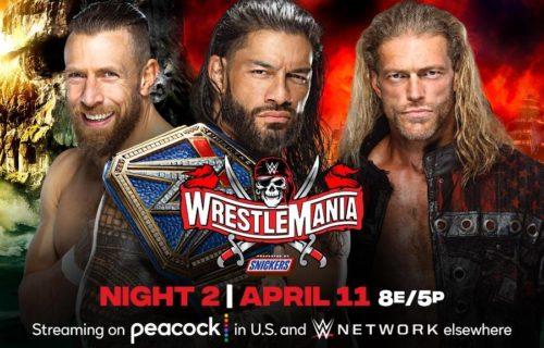 WWE WrestleMania 37 Lacks Meaningful Build