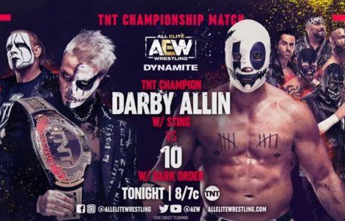 AEW Dynamite results April 28: Darby Allin vs. Dark Order No. 10