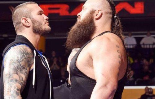 Randy Orton vs. Braun Strowman 'Canceled' On Raw