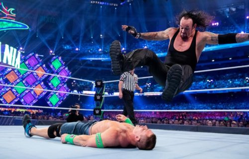Undertaker Ripped For 'Burying' John Cena