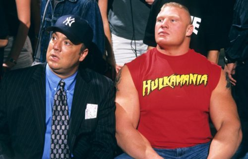 Paul Heyman Takes Shot At Hulk Hogan