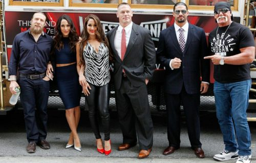 Hulk Hogan 'Embarrassed' Nikki Bella At Hall of Fame
