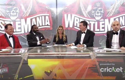 JBL 'Disgusting' WrestleMania Remark Leaks