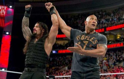 Roman Reigns 'Spoils' The Rock WrestleMania Return?