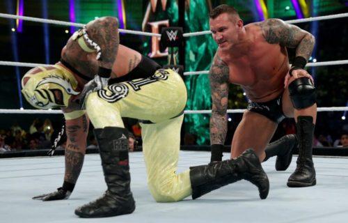 Rey Mysterio 'Ruined' Randy Orton Match