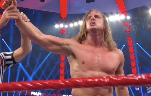 Matt Riddle 'Injures' Top WWE Raw Star?