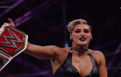 Rhea Ripley Getting 'Bad Haircut' On Raw?