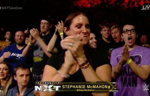Stephanie McMahon Wrestles Top NXT Star?