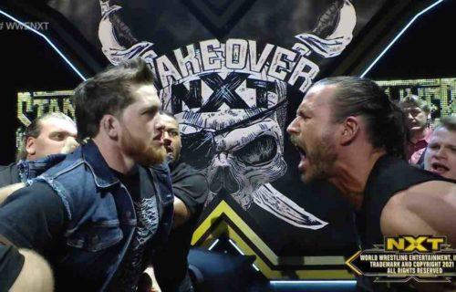 Adam Cole vs. Kyle O'Reilly NXT Match Spoiled?