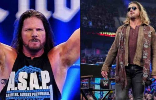AJ Styles & John Morrison 'Removed' From Raw