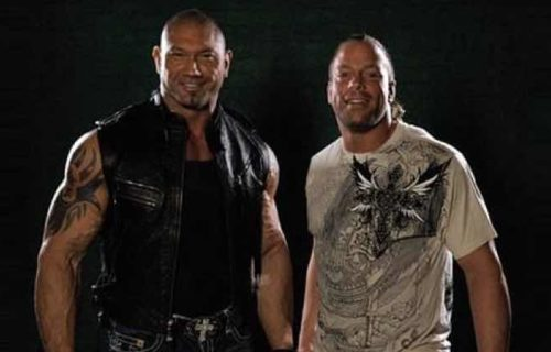 Batista & Rob Van Dam WWE Return News Leaks