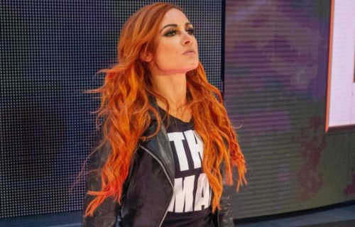 WWE 'Prepared' For Becky Lynch Raw Return?