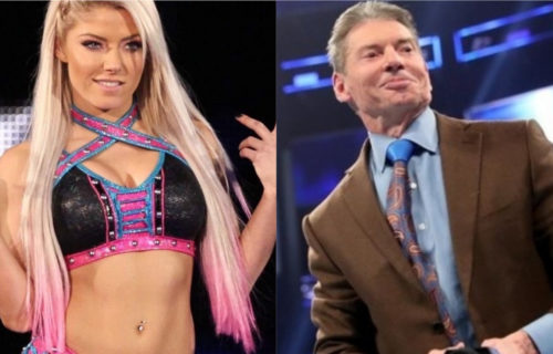 Vince McMahon 'Rejects' Alexa Bliss Offer Backstage