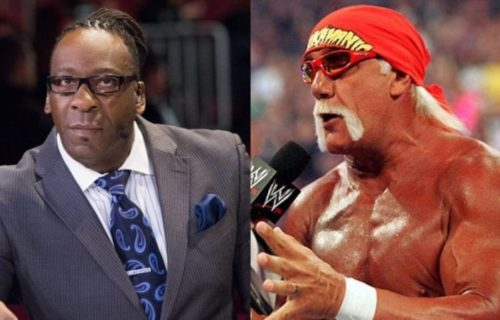 Booker T 'Punished' For Hulk Hogan Racial Insult