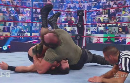 Braun Strowman Raw Match 'Botched' By Top Name