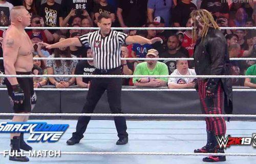 Brock Lesnar & Bray Wyatt 'Winning' WWE Titles?