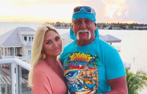 Hulk Hogan Daughter Shoots On 'Angry Fans'