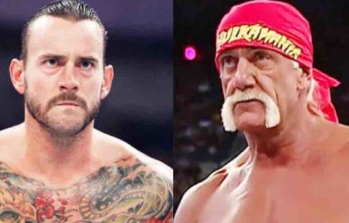 CM Punk Sends Bold Message To Hulk Hogan