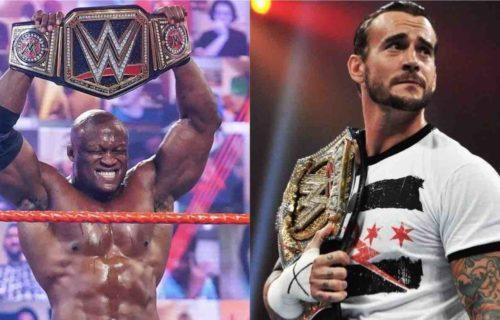 CM Punk 'Buries' Bobby Lashley On WWE Raw