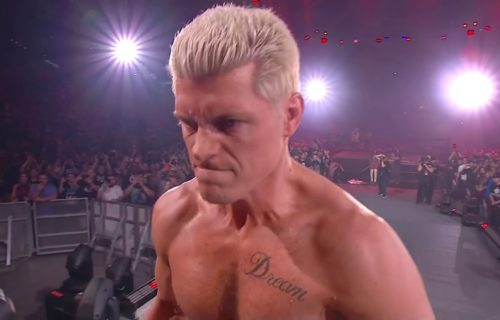 WWE NXT 'Rips Off' Cody Rhodes?