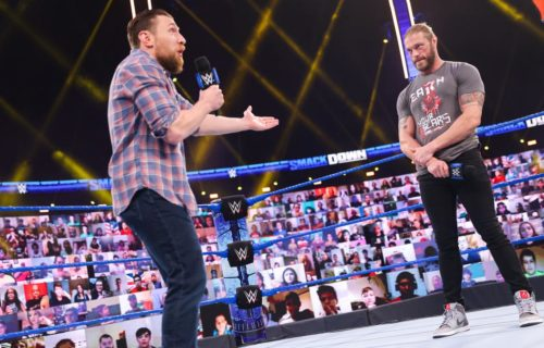 Daniel Bryan & Edge 'Pulled' From Smackdown