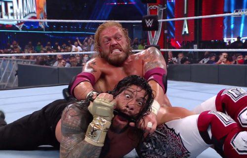 Edge 'Refused' WrestleMania Win For Sad Reason